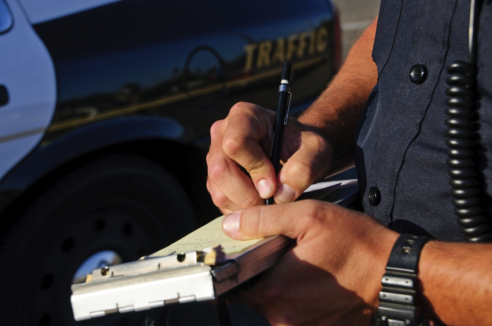 Are Traffic Tickets Dischargeable in Bankruptcy?
